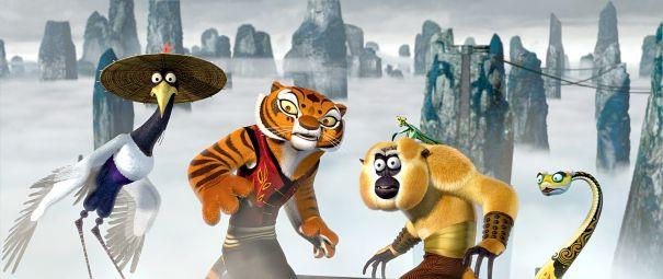 2. 'Kung Fu Panda'