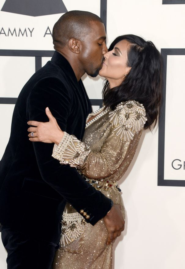 2015: PDA-Filled Grammys