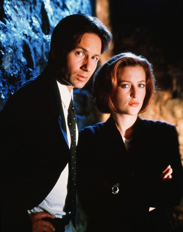 'The X Files' (2002)