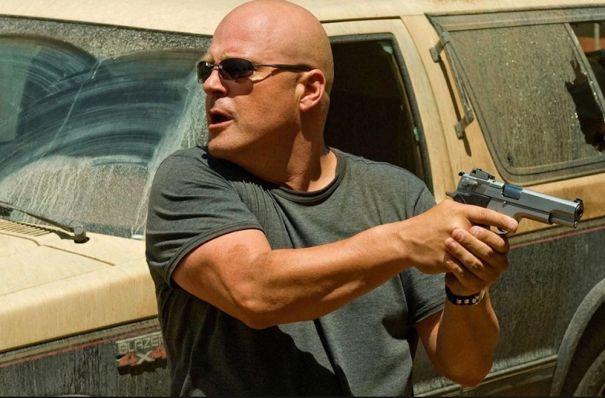 'The Shield' (2008)
