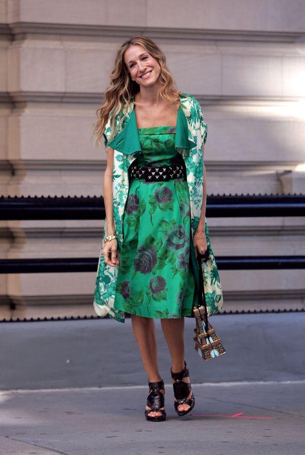 2007: Green Goddess