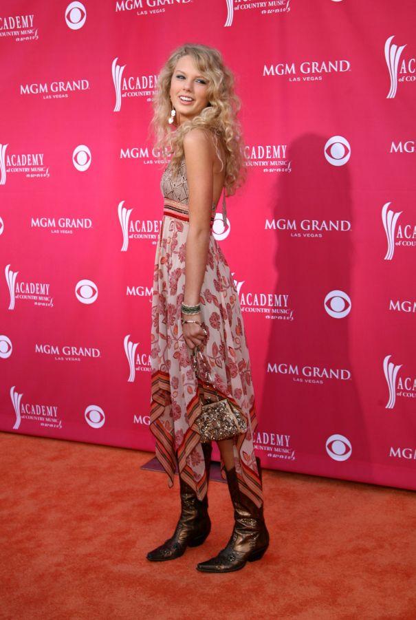 2006: Taylor Swift