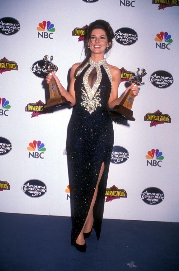 1996: Shania Twain