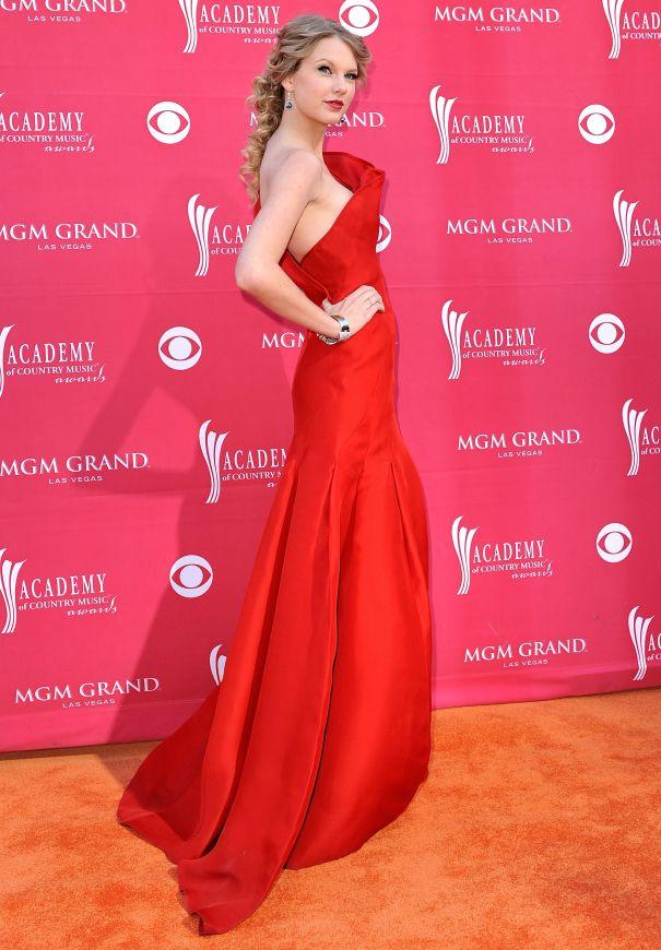 2009: Taylor Swift