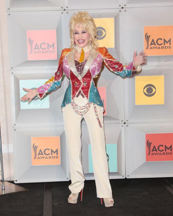 2016: Dolly Parton