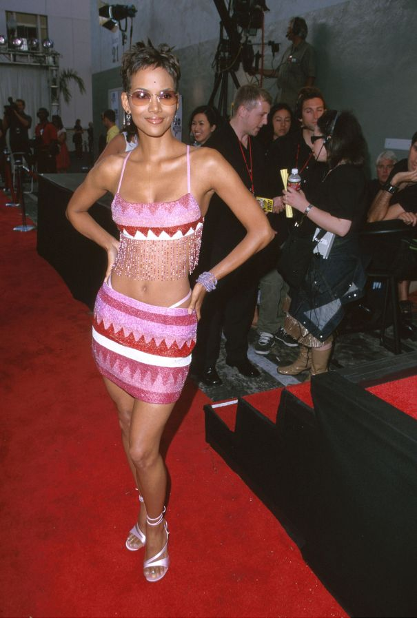 Halle Berry Gets Sexy For MTV