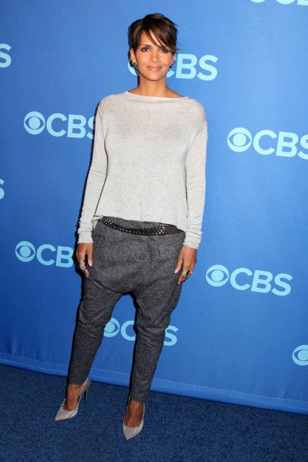 Halle Berry CBS Upfronts
