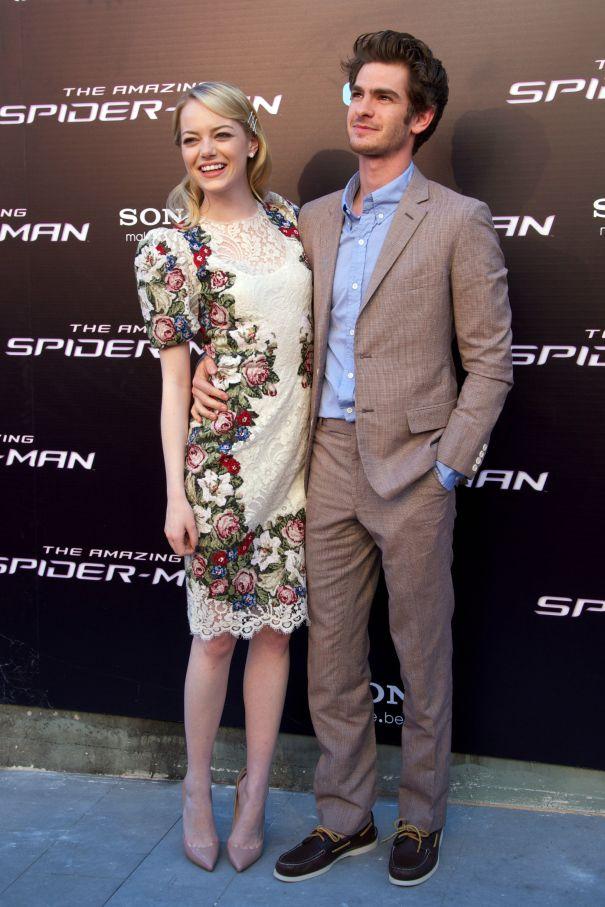2012: 'The Amazing Spider-Man' Madrid Premiere