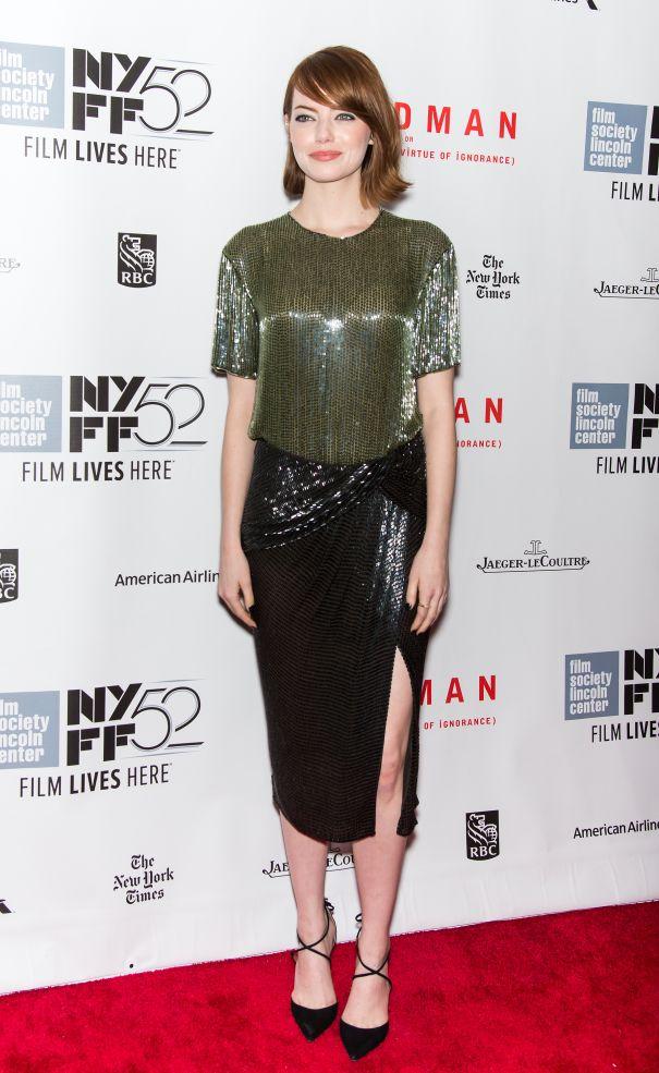 2014: 'Birdman' New York Premiere