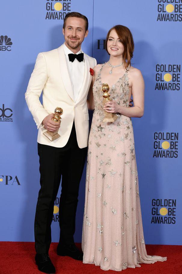 2017: 74th Annual Golden Globe Awards