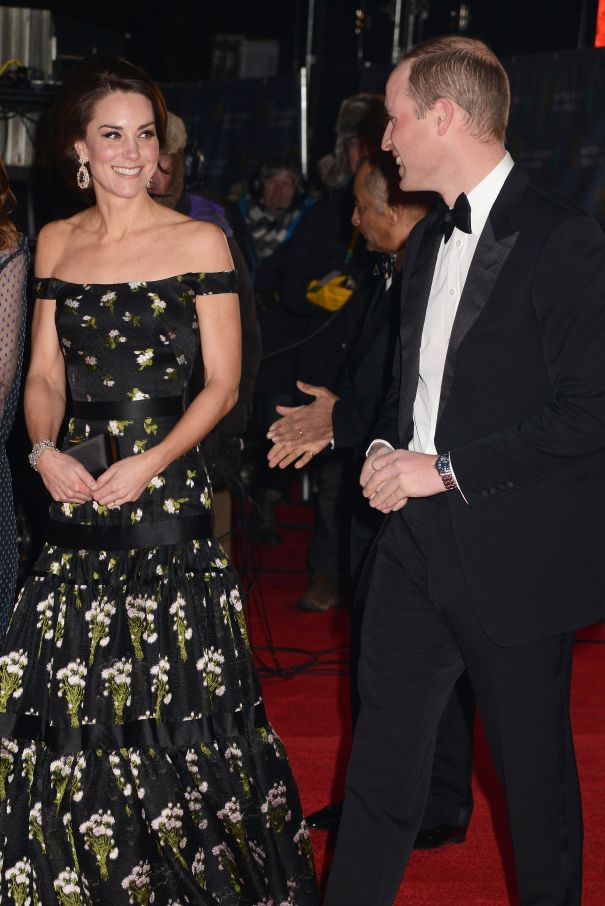 Red Carpet Royals