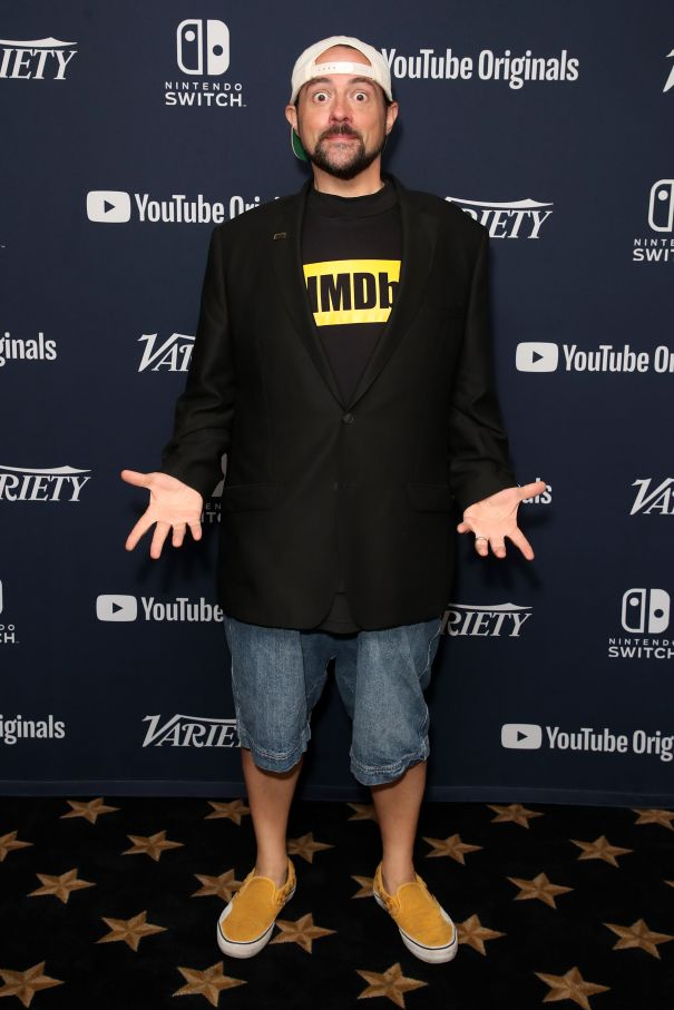 Kevin Smith In 2018