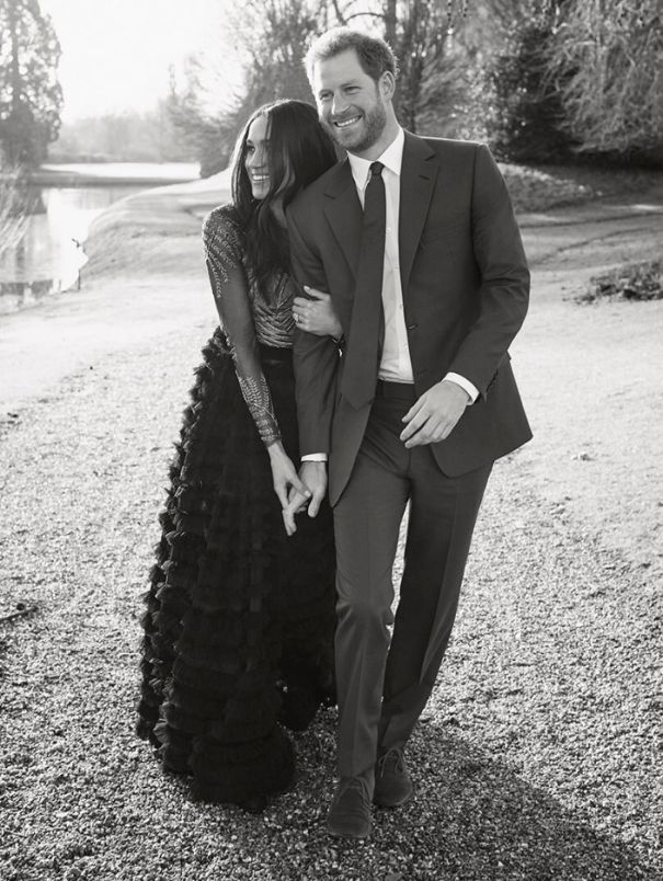 2017: Royal Engagement Photos