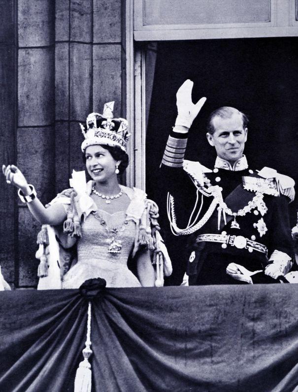 1953: Queen Elizabeth II's Coronation