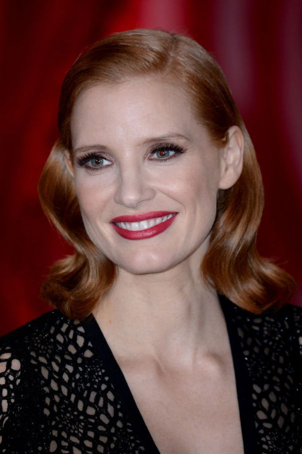 Jessica Chastain Speaks Out On Hollywood Gender Roles