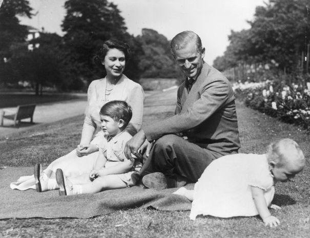 1951: A Royal Family Photo