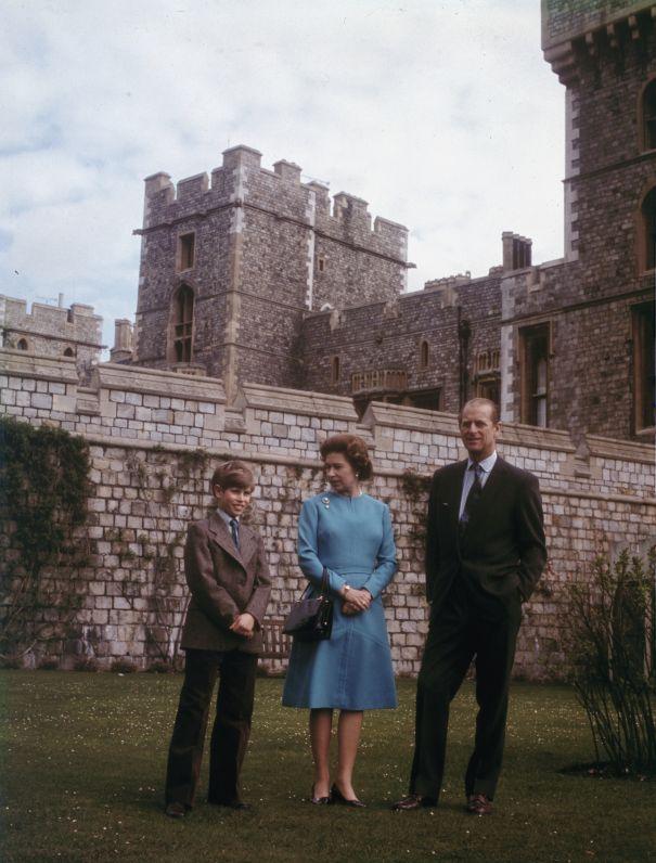 1976: Queen Elizabeth II's 50th Birthday