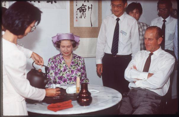 1972: Visit To Singapore