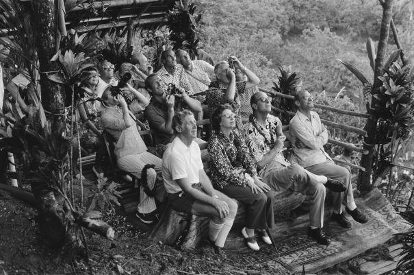 1974: South Pacific Tour