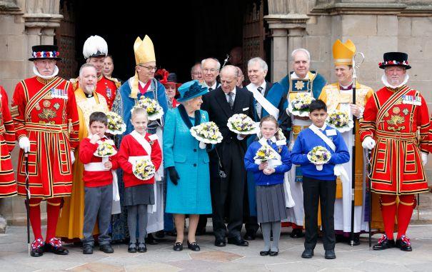 2017: Prince Philip Announces His Retirement