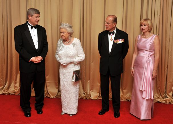 2010: Another Royal Visit To Canada