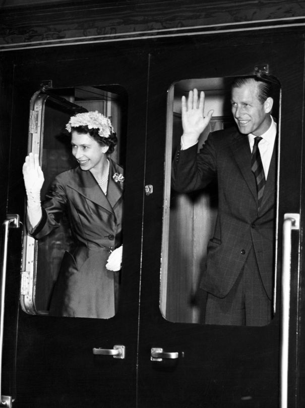 1955: The Royal Wave