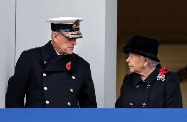 2017: Prince Philip Retires From His Royal Duties