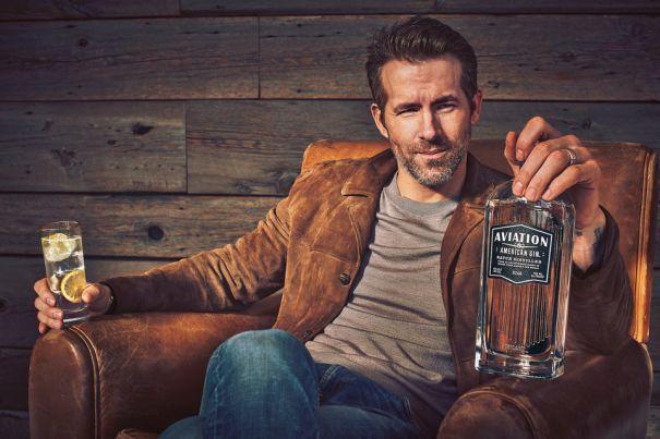 Ryan Reynolds' Gin Company