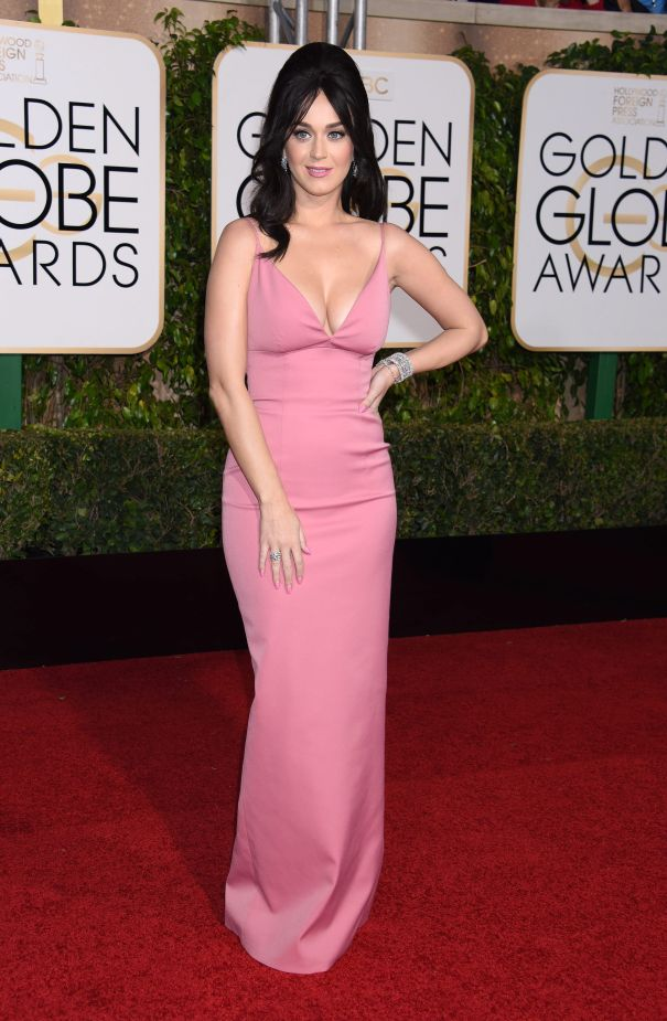 2016: Katy Perry Thinks Pink