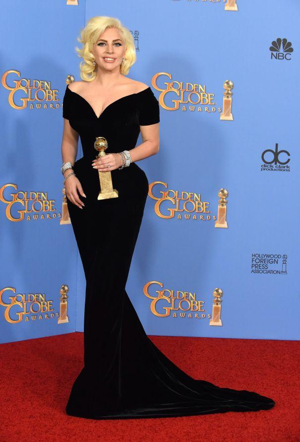 2016: Gaga Goes Glam