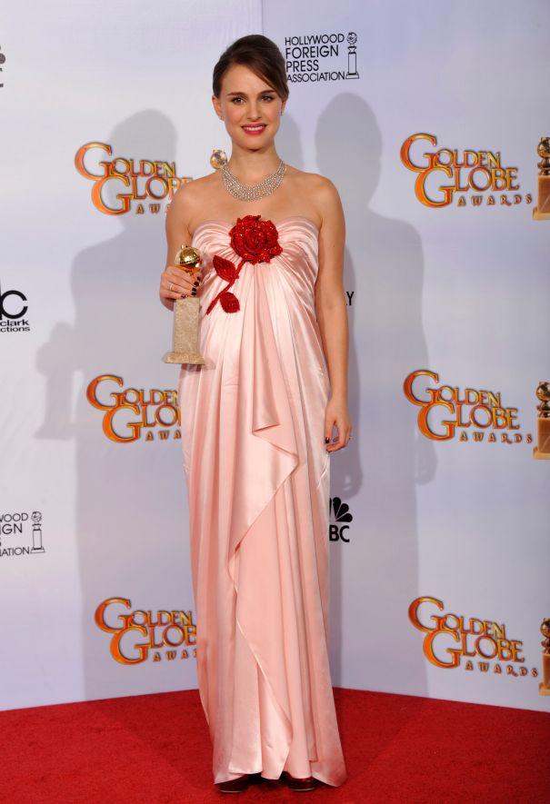 2011: Natalie Portman's Best Accessory