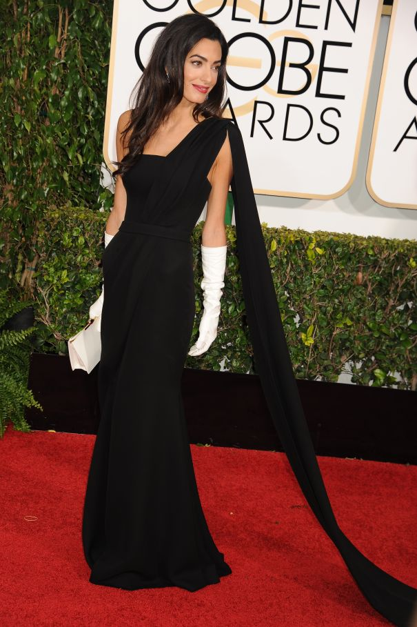 2015: Amal Clooney Is A Style Star