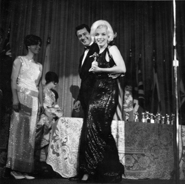 1962: Marilyn Monroe Heats Up
