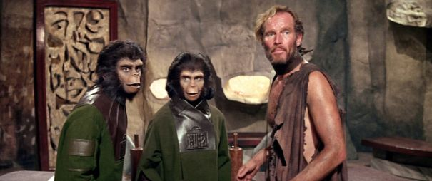 'Planet Of The Apes' – 50 years