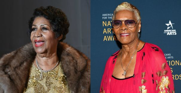 Aretha Franklin vs. Dionne Warwick