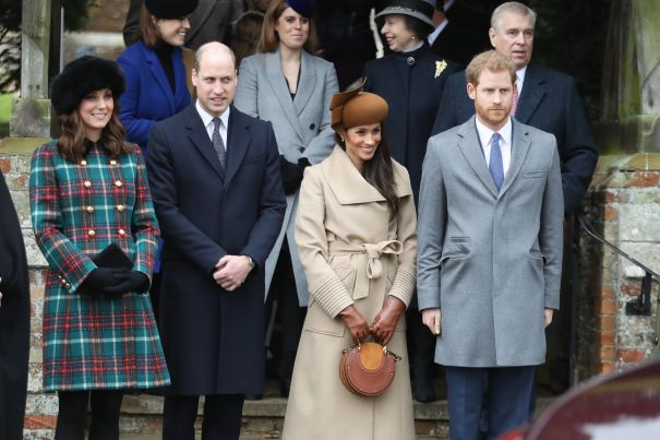 December 2017 - Christmas With The Royals