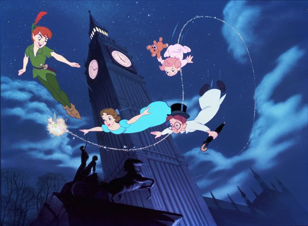 'Peter Pan' – 65 years