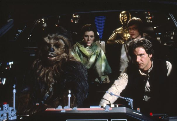 'Return Of the Jedi' – 35 years