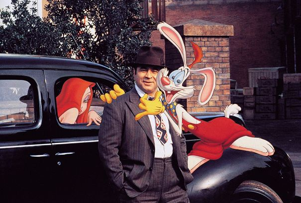 'Who Framed Roger Rabbit?' – 30 years