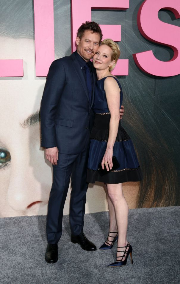 Anne Heche And James Tupper Separate After Over 10 Years