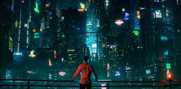 'Altered Carbon' - series premiere