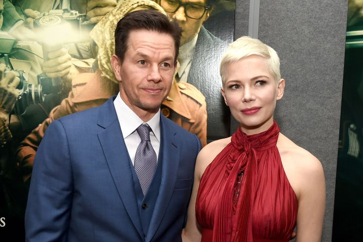 Mark Wahlberg and Michelle Williams - Getty Images