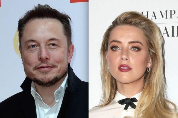 Elon Musk And Amber Heard: Round 2