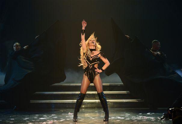 Britney Spears' Curtain Call