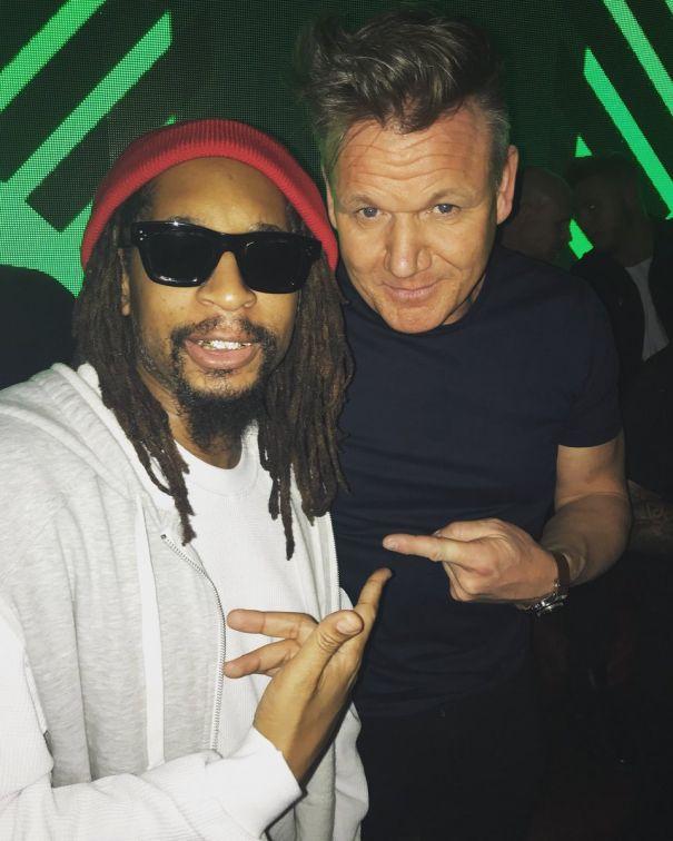 Lil Jon Meets Gordon Ramsay