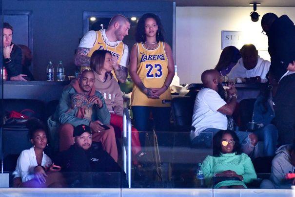 Rihanna's A Diehard Fan