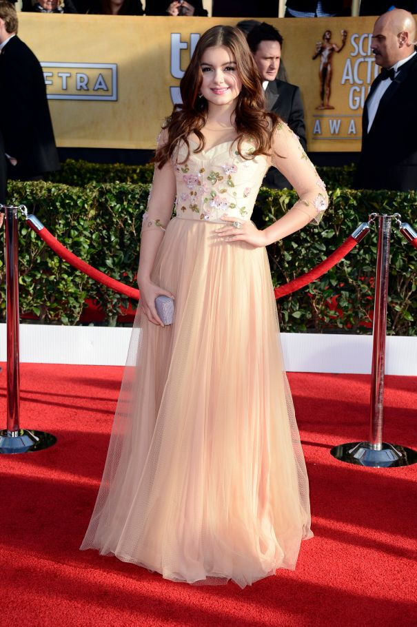 2013: 19th Annual Screen Actors Guild Awards