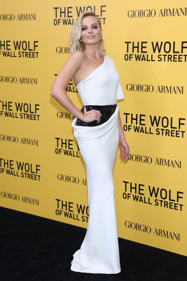 2013: 'The Wolf Of Wall Street' Premiere