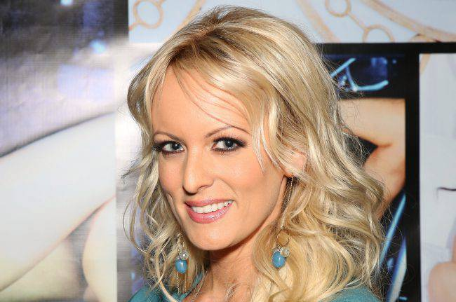 Stormy Daniels - Getty Images