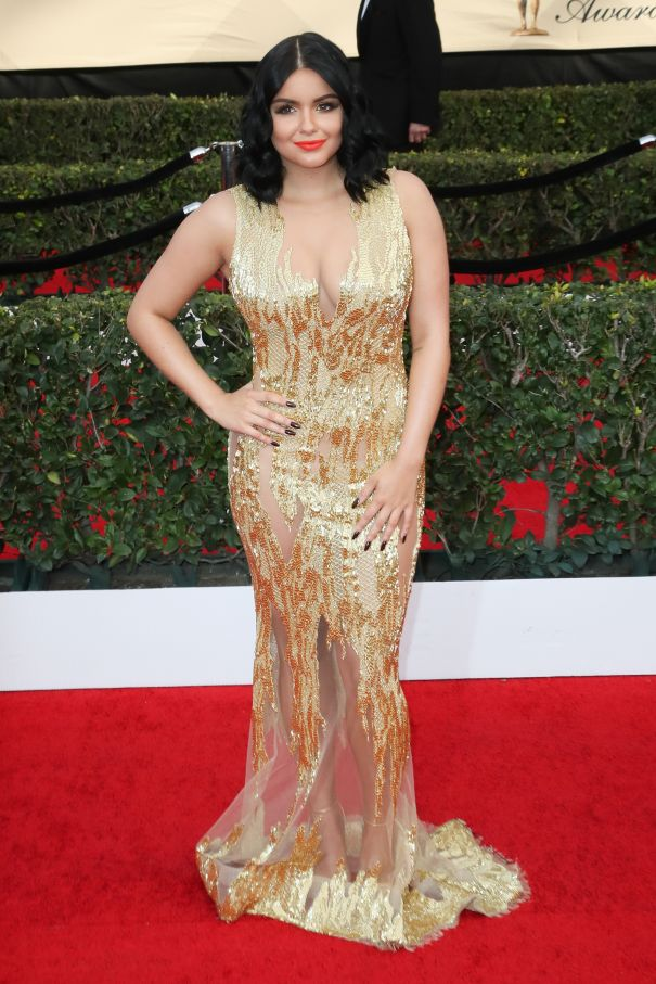 2017: 23rd Annual Screen Actors Guild Awards